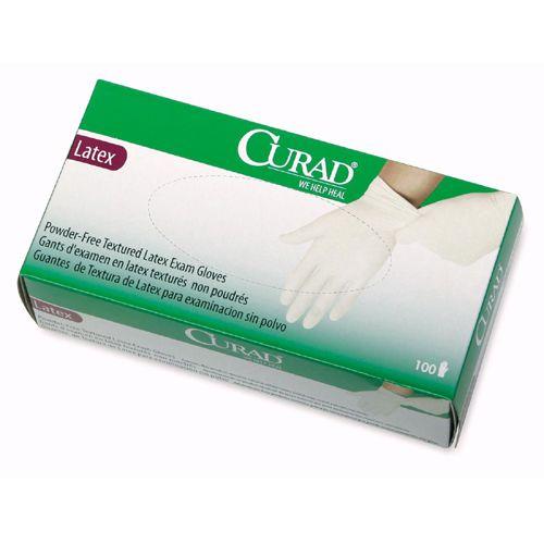 Medline Curad Examination Gloves CUR8104 MIICUR8104
