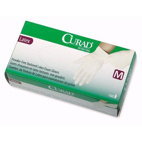 Medline Curad Examination Gloves CUR8105 MIICUR8105