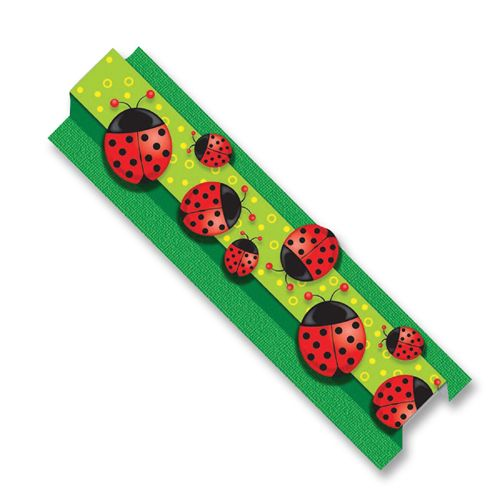 Carson-Dellosa Pop-Its Ladybugs Border 108040 CDP108040