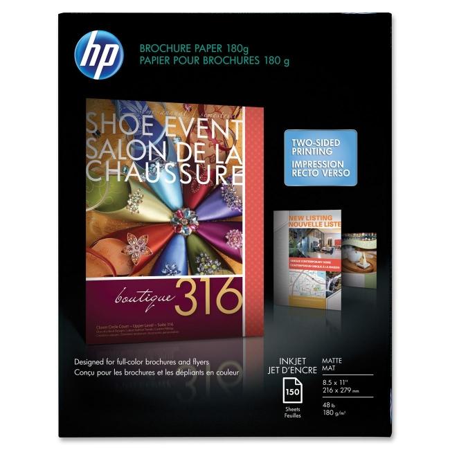 HP Brochure Paper CH016A