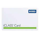 HID iCLASS PVC Card 2000PG8MN 2000