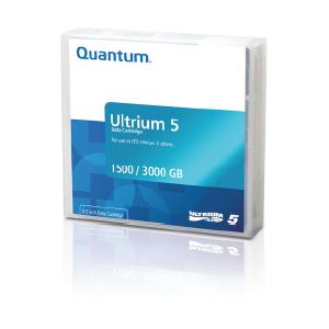 Quantum LTO Ultrium 5 Data Cartridge with Barcode Labeling MR-L5LQN-BC