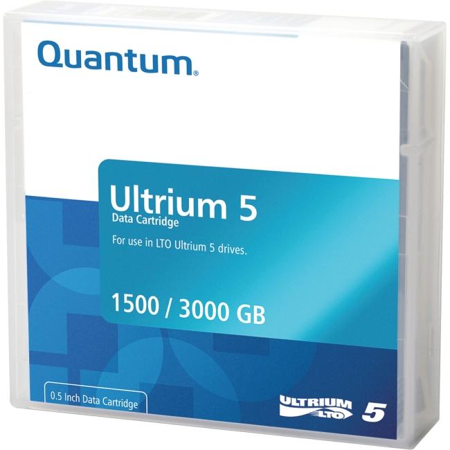 Quantum LTO Ultrium 5 Data Cartridge MR-L5MQN-20