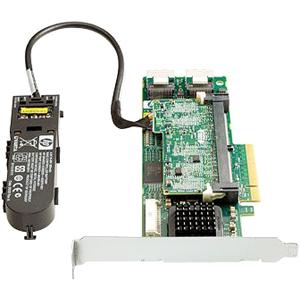 HP Smart Array 8-port SAS RAID Controller 578230-B21 P410
