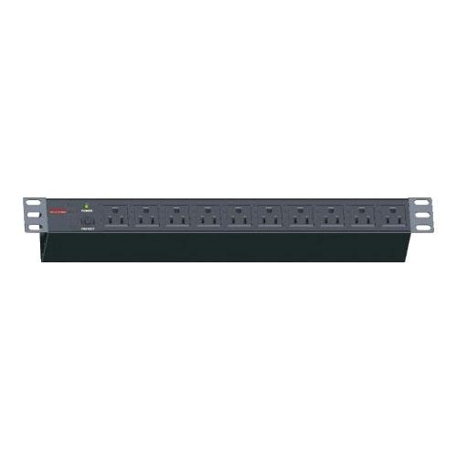 iStarUSA 10-Outlet PDU WA-PD010