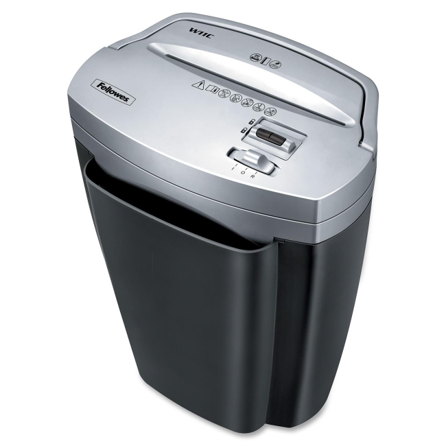 Fellowes Powershred Cross-Cut Shredder 3103201 W11C