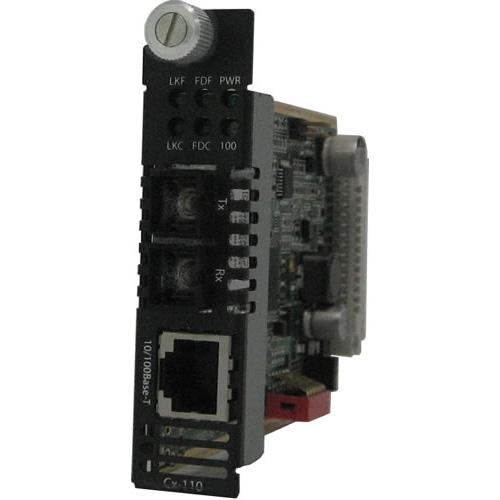 Perle Fast Ethernet Media Converter 05051510 C-110-S2SC120