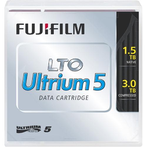 Fujifilm LTO Ultrium 5 WORM Data Cartridge with Case 16008054