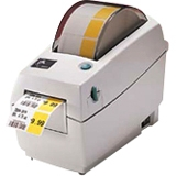 Zebra Label Printer 282P-201512-000 LP 2824 Plus