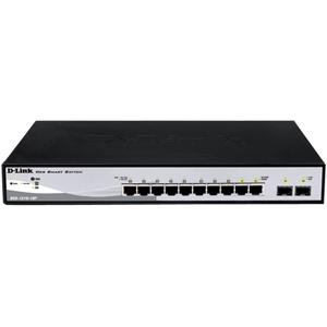 D-Link Web Smart Switch DGS-1210-10P