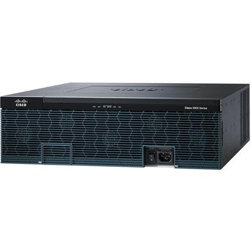 Cisco 3925E Integrated Services Router C3925E-VSEC/K9