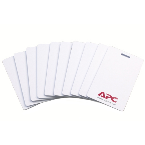 APC NetBotz HID Proximity ID Card AP9370-10