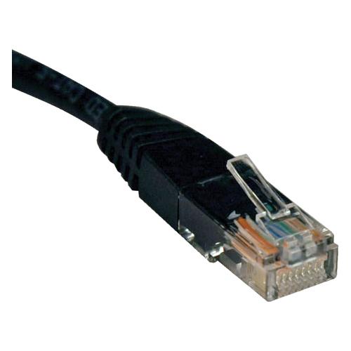 Tripp Lite Cat5e UTP Patch Cable N002-006-BK