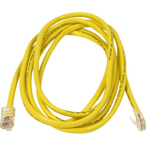 Belkin Cat.5e UTP Patch Cable A3L791-03YLW-50