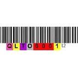 Quantum Data Cartridge Barcode Label 3-05400-10