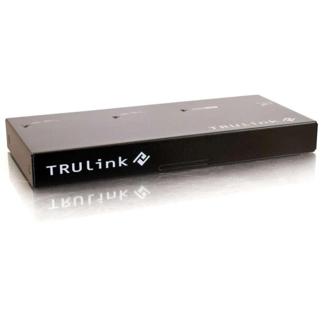 C2G TruLink 2-Port DVI-D Splitter With HDCP 40312