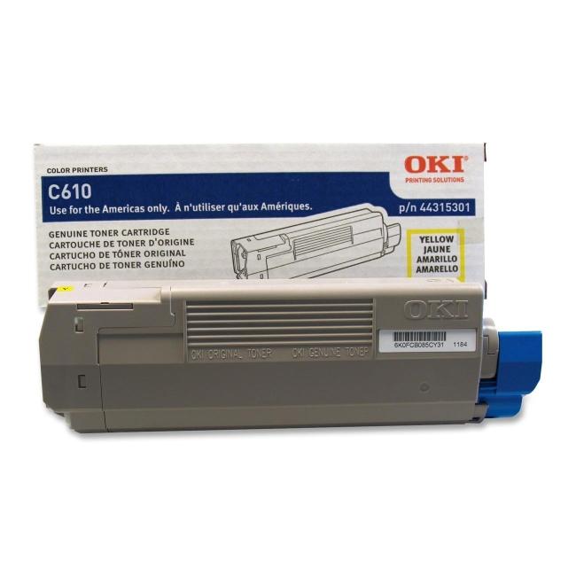 Oki Toner Cartridge 44315301