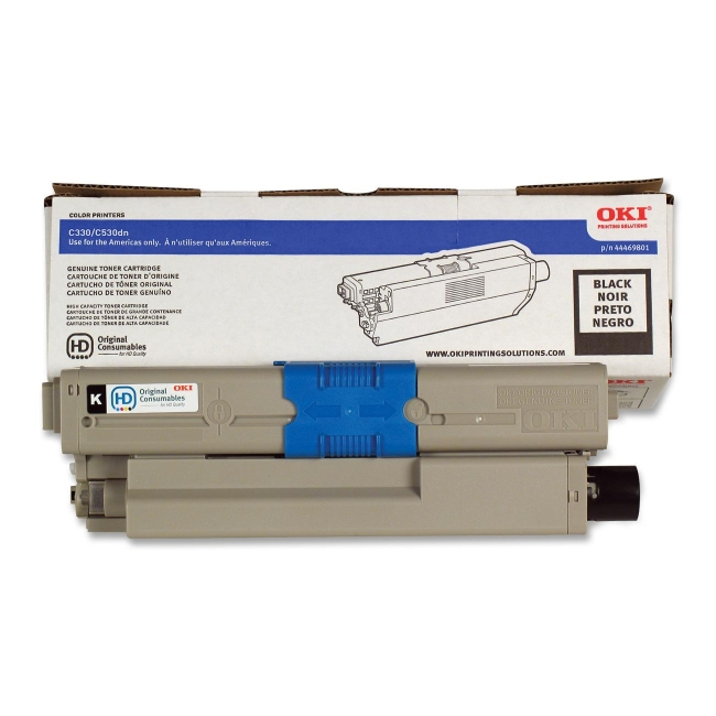 Oki Toner Cartridge 44469801