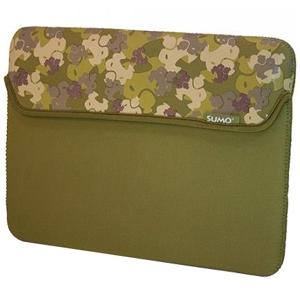 SUMO Camo iPad Sleeve (Green) SUMO-IPADSC9