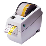 Zebra Label Printer 282P-201211-000 LP 2824 Plus