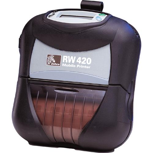 Zebra Print Station Receipt Printer R4P-7UBA0000-00 RW 420