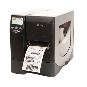 Zebra RFID Label Printer RZ400-3001-500R0 RZ400