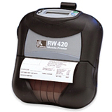 Zebra Receipt Printer R4P-7U0A0000-00 RW 420