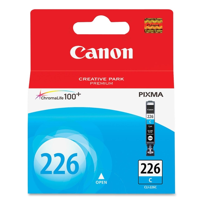 Canon Ink Cartridge CLI226CY CLI-226CY