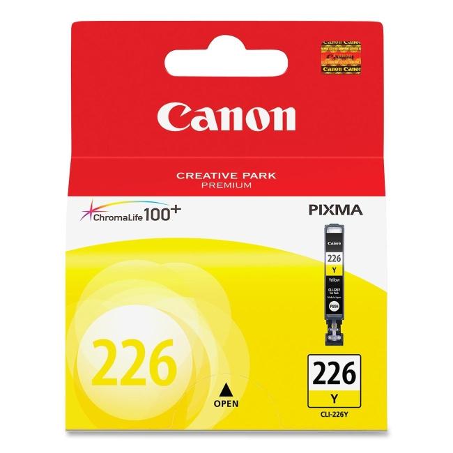 Canon Ink Cartridge CLI226YW CLI-226YW