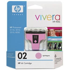 HP 0 Light Magenta Ink Cartridge C8775WN#140 2