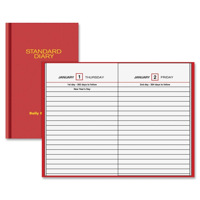 Mead Standard Business Diary SD385-13 AAGSD38513