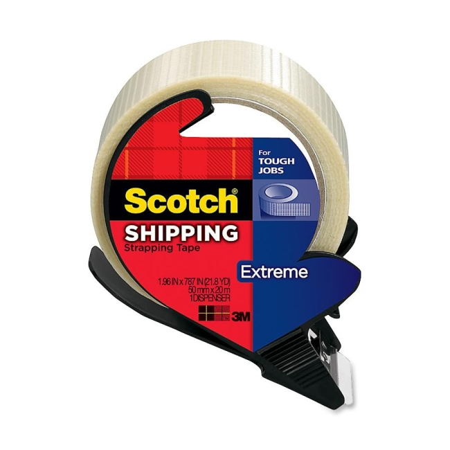 3M Extreme Application Packaging Tape 8959-RD MMM8959RD 8959RD