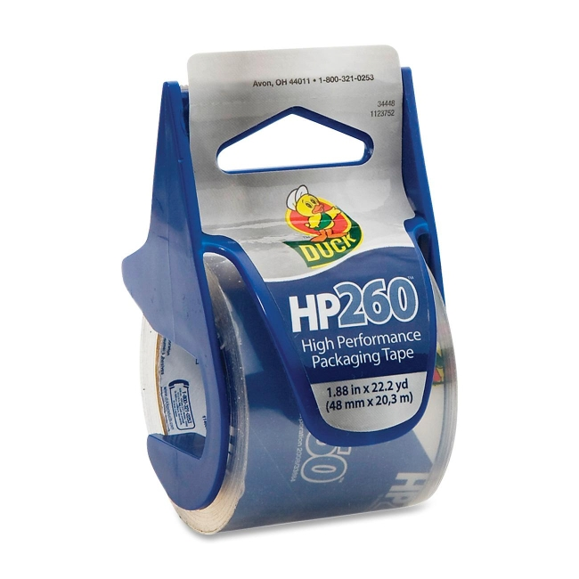 Duck HP260 Packaging Tape with Dispenser 00-07427 DUC0007427