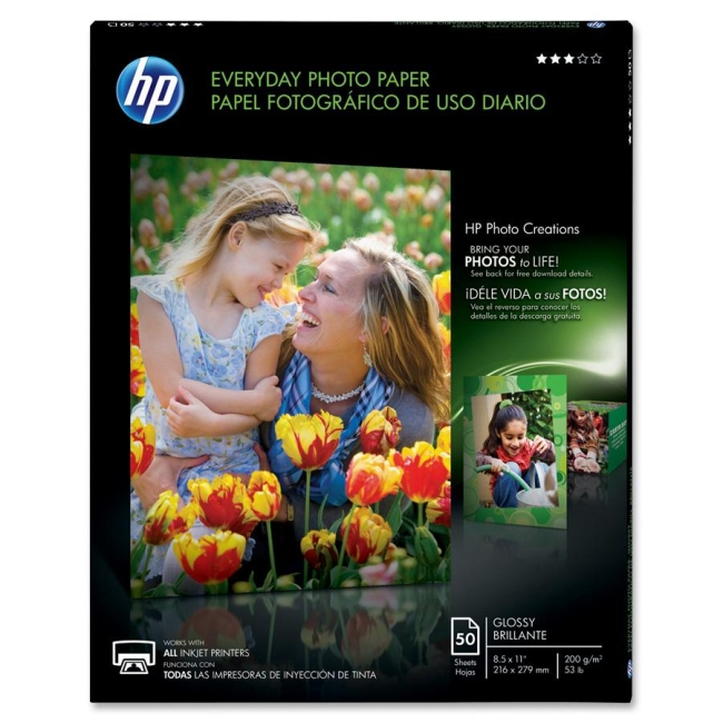 HP Everyday Photo Paper Q8723A
