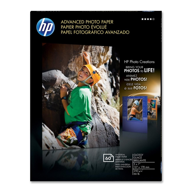 HP Advanced Photo Paper Q8690A
