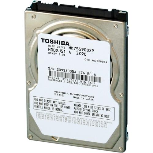Toshiba Hard Drive MK7559GSXP