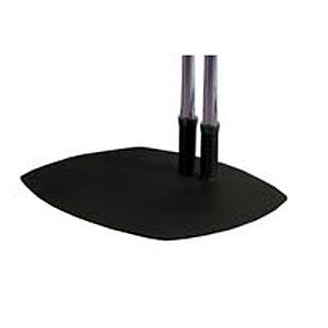 Premier Mounts Dual Pole Floor Stand PSD-TS72B