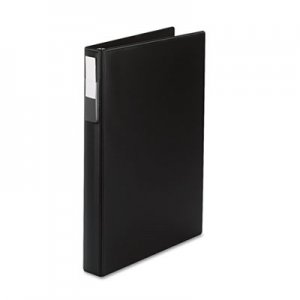 "Avery Legal Durable Non-View Binder with Round Rings, 4 Rings, 1"" Capacity, 14 x 8.5, Black AVE06100 06100"