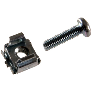 XrackPro Cage Nuts and Screws XR-132-24