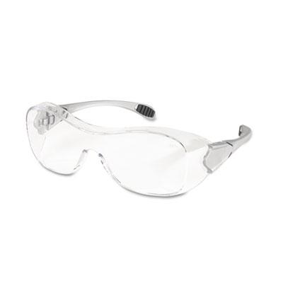 Crews Law Over the Glasses Safety Glasses, Clear Anti-Fog Lens OG110AF CRWOG110AF