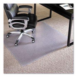 """ES Robbins Performance Series AnchorBar Chair Mat for Carpet up to 1"""", 46 x 60, Clear ESR124377 124377"""