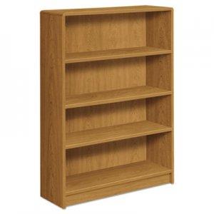 HON 1890 Series Bookcase, Four Shelf, 36w x 11 1/2d x 48 3/4h, Harvest HON1894C H1894.C