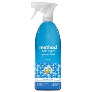 Method Antibacterial Spray, Bathroom, Spearmint, 28oz Bottle MTH01152 817939011522