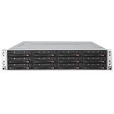 Supermicro SuperServer Barebone System SYS-6026TT-D6IBXRF 6026TT-D6IBXRF
