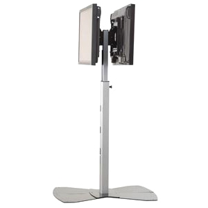 Chief Flat Panel Dual Display Floor Stand PF2US