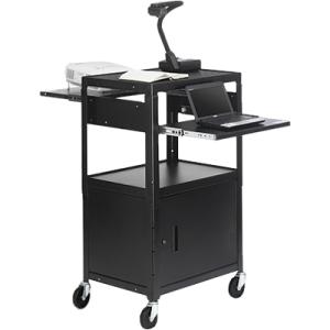 Bretford Multimedia Cabinet Cart CA2642DNSE