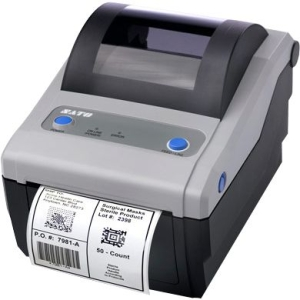 Sato Label Printer WWCG12061 CG412