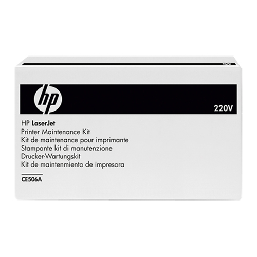 HP 220 Volt Fuser Kit For LaserJet CP3520 and CM3530 Multifunction Series Printers CE506A