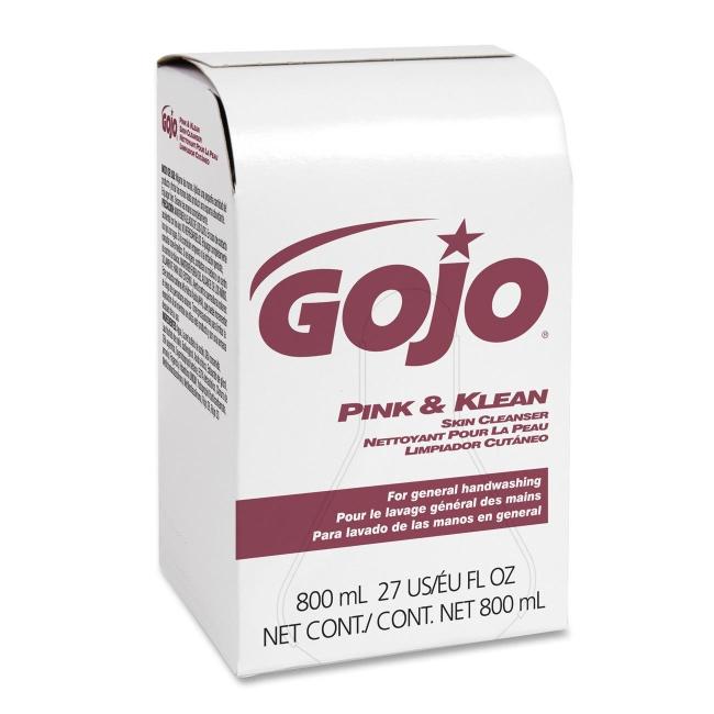 Gojo Pink & Klean Skin Cleanser Refill 912812 GOJ912812