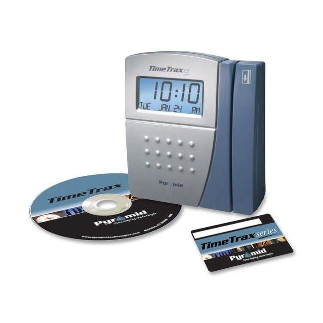 Pyramid Technologies TimeTrax ez TTezEK Automated Time and Attendance TTEZEK PTITTEZEK TimeTrax EZ